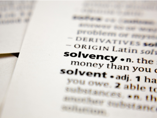Solvency statement