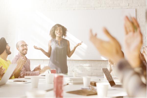 Business Corporation Organization Teamwork
