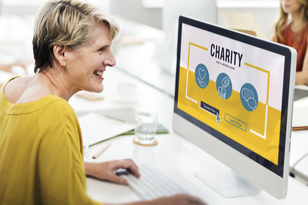 Charity role economic recovery report